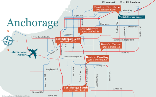 anchorage locations best storage facilities