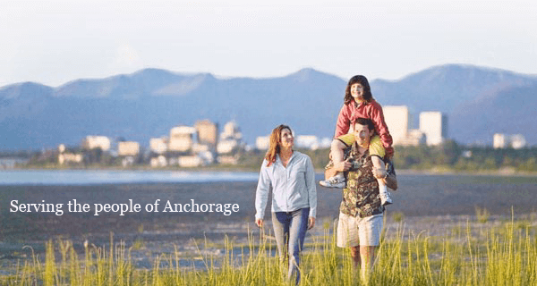 Serving the Families of Anchorage