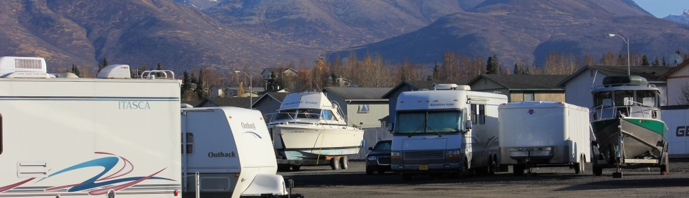 Anchorage Vehicle And RV Storage Facility