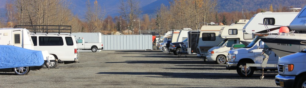 Anchorage Car Storage Facility