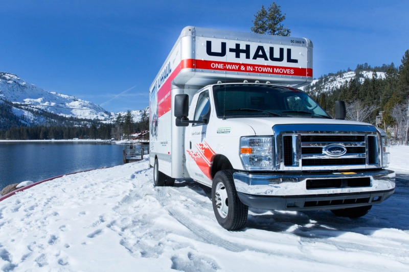 make moving easier with a u-haul rental in anchorage